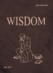 wisdom 1 (8), 2017